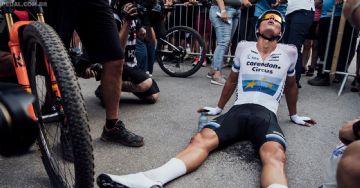 Van Der Poel vai emendar Tour de France com os Jogos Olímpicos de Tóquio