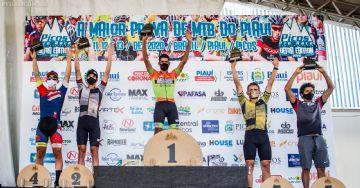 Picos Pro Race 2020 - Diego Nascimento e Larissa Cortez são os campeões