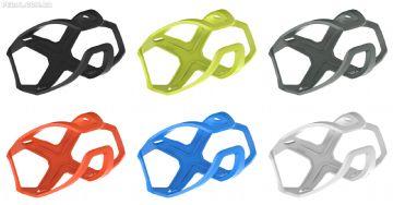 Suporte de caramanhola Syncros Tailor Cage 3.0 com diversas opções de cor e acesso bi-lateral