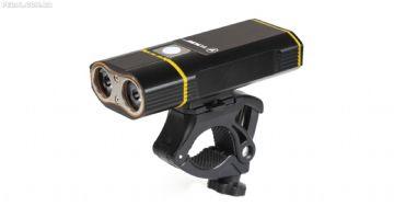 Farol 900 Lumens TSW tem preço competitivo e potência para pedais noturnos