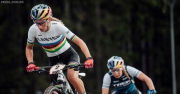 Pauline Ferrand Prevot deixa de correr pela Canyon
