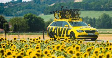 Dificuldades financeiras tiram Mavic do Suporte Neutro do Tour de France