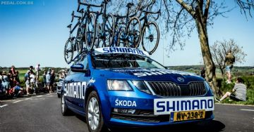 Shimano assume Suporte Neutro do Tour de France