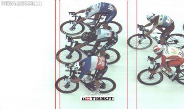 Bicarbonato de sódio melhora sprint de ciclistas em 3%, afirma estudo