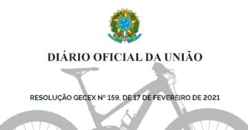 Imposto de importação de bicicletas sofrerá redução em 2021
