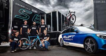 S2 Sports - Sense Bike e Swift Carbon - apresenta novas equipes, sede e estrutura avançada para atletas