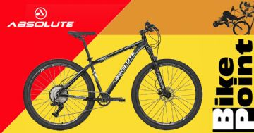Bike Point SC cria linha exclusiva de bikes Absolute