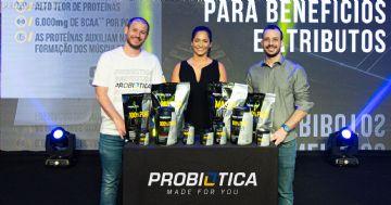Probiótica lança Beta Pro e Whey Bar Creamy