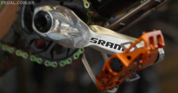 SRAM e Autodesk mostram prévia do que serão os pedivelas do futuro