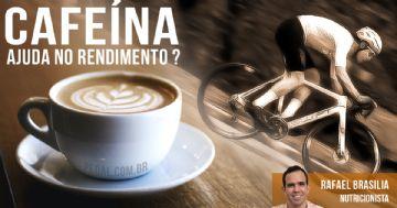 Cafeína no ciclismo - Aumenta mesmo o desempenho ?