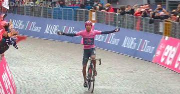 Giro d'Italia 2021 - Strava de Bernal mostra números impressionantes
