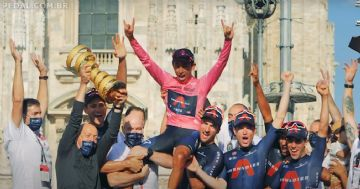 Giro d'Italia 2021 - Bernal confirma seu segundo Grand Tour, Sagan ressurge