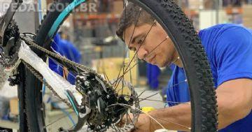 Maio de 2021 tem produção de bicicletas 30% maior que mês anterior