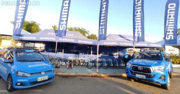 Suporte Neutro Shimano está presente na Volta Ciclística de Goiás 2021