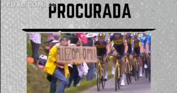 Tour de France 2021 - Espectadora que causou acidente poderá ser presa