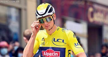 Tour de France 2021 - Van der Poel abandona para focar na Olimpiada de Tóquio