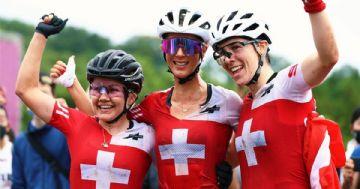 Olimpíadas Tóquio 2020 - Mountain Bike feminino tem domínio suíços