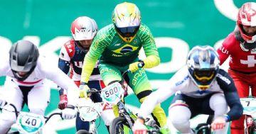 Olimpíadas 2020 - BMX Racing - Renato Rezende fica em 14o