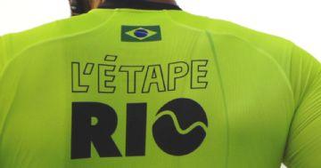 L'Étape Rio 2021 lança jerseys oficiais para estreia