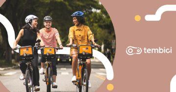 Dia Mundial Sem Carro 2022 - Strava e Tembici terão desafio de pedalada