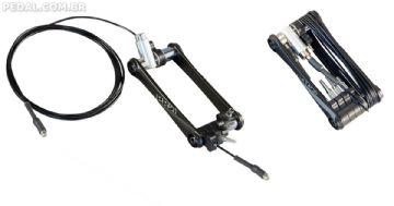 Ferramenta Pro facilita o cabeamento interno de quadros