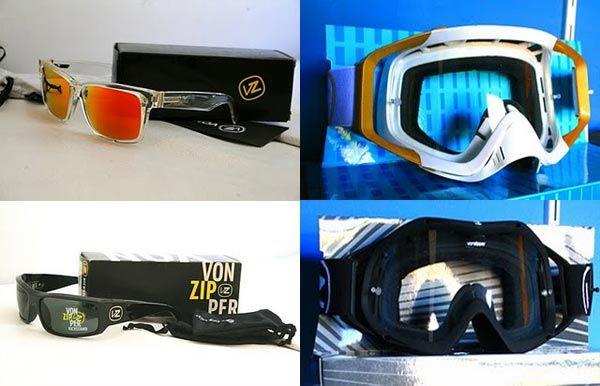 Quer comprar um Goggle ou um óculos VonZipper por uma merreca e ainda por  cima ajudar à construção de um novo pumptrack  Então dá o lance e tenta a  sorte, ... 04eb1a087a