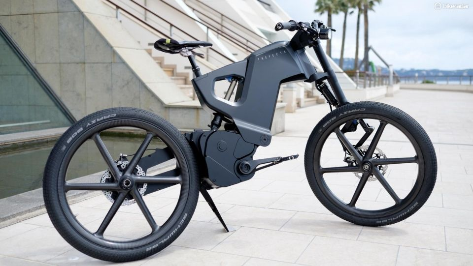 V 237 Deo Bicicleta El 233 Trica Militar Atinge 70km H Pedal