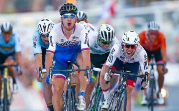 Cavendish afirma que Sagan teve sorte em vencer segundo mundial