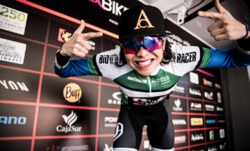 Raiza Goulão vence competição por etapas na Espanha