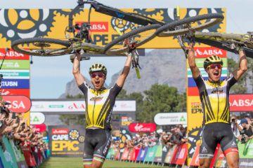 Cape Epic 2017 #7 - Schurter e Stirnemann selam vitória na geral