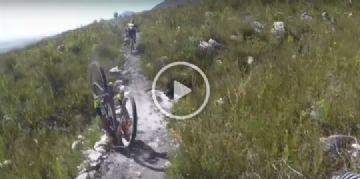 Cape Epic 2017 - Vídeo - Tombos