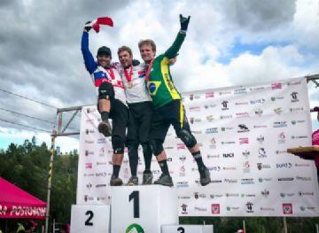 Pan-Americano de MTB 2017 - Colômbia - Downhill - Brasil conquista três ouros