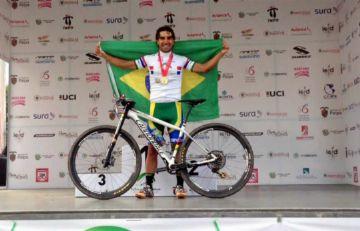 Pan-Americano de MTB 2017 - Colômbia  - XCO - Silvio Neves é ouro na Master