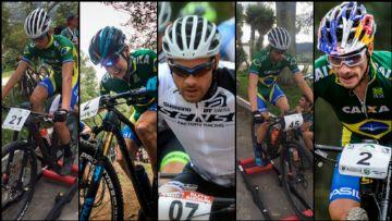 Pan-Americano de MTB 2017 - Colômbia - Atletas comentam suas participações