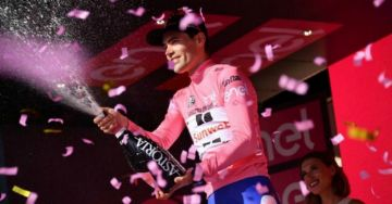 Pensei em tentar a amarela do Tour durante o Giro, diz Tom Dumoulin