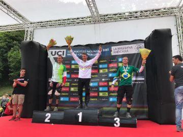 Mundial de Downhill Masters 2017 - Brasileiros conquistam ouro e bronze