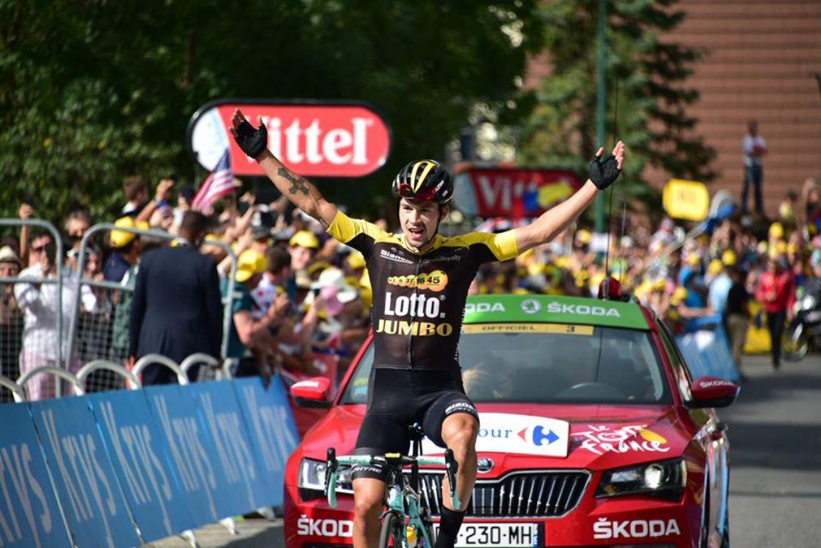 Tour: Roglic vence, Froome consolida liderança e Kittel desiste