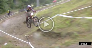 Copa do Mundo de Downhill 2017 #6 - Mt. Sainte Anne - Vídeo da descida vencedora de Aaron Gwin