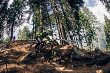 Copa do Mundo de Downhill 2017 #7 - Val di Sole - Previa da Pista