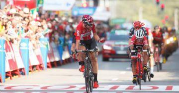 Vuelta a España 2017 #19 - De Gendt vence etapa e Sky controla Contador