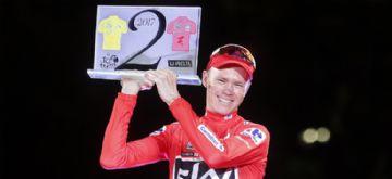 Froome não descarta correr o Giro na próxima temporada
