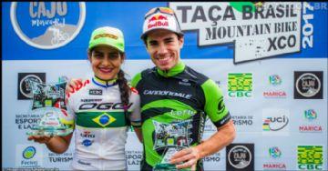 Taça Brasil de MTB XCO 2017 - Maricá - Avancini e Karen Olimpio são os vencedores
