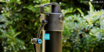 Bomba Pro Team Compressor Tubeless - Vitrine