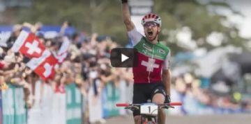 Vídeo - A temporada perfeita de Nino Schurter
