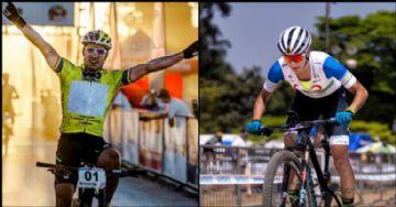 Ranking UCI de MTB XCO 2017 coloca Avancini em 5° e Raiza em 9°