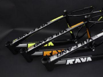 Rava - Nova marca chega com opções de quadros para MTB e Cidade