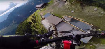 Vídeo - Bicicleta voa em vídeo premiado no GoPro Awards