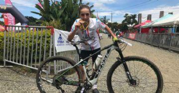 Pan-Americano de MTB 2018 - Colômbia - Giu Morgen é ouro na Cadete B