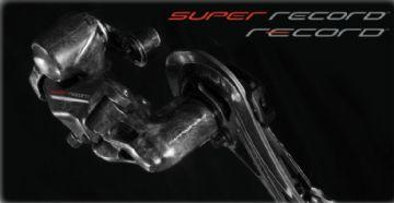 Campagnolo apresenta Record e Super Record com 12 velocidades e discos