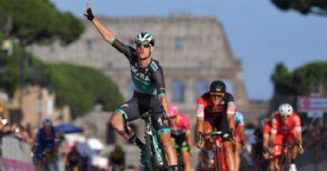 Giro d'Italia 2018 #21 - Bennet vence em Roma, Froome leva a Rosa